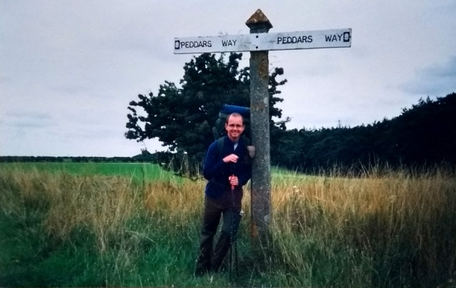 peddars way long distance footpath norfolk