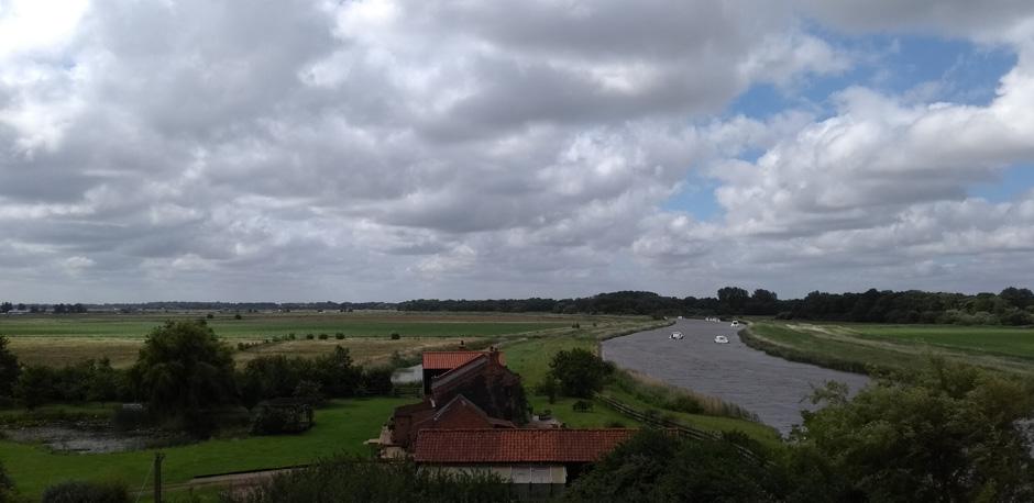 clippesby broadland norfolk england uk