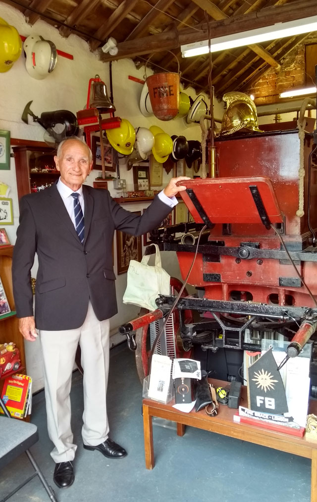 sta;lham fire museum norfolk england