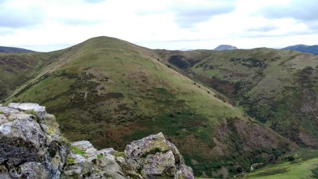 shropshire hills england