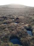 north uist moorland outer hebrides scotland