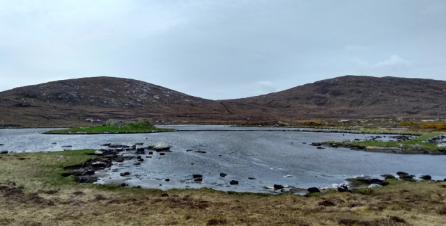 north uist hebridean way trail scotland