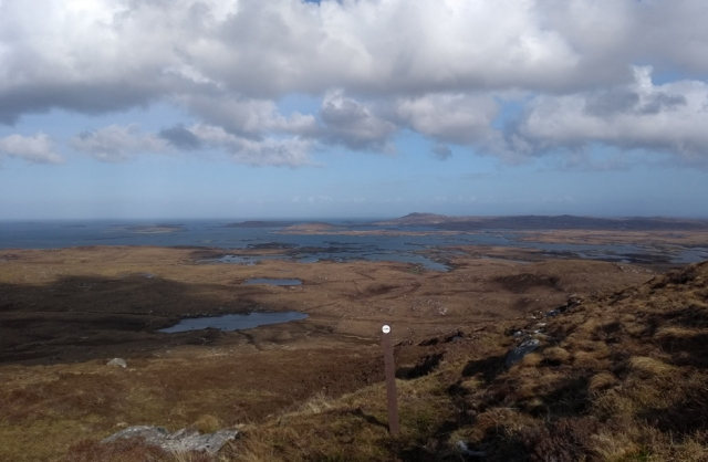 hebridean way hiking trail scotland