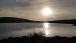 north uist lochan on hebridean way trail
