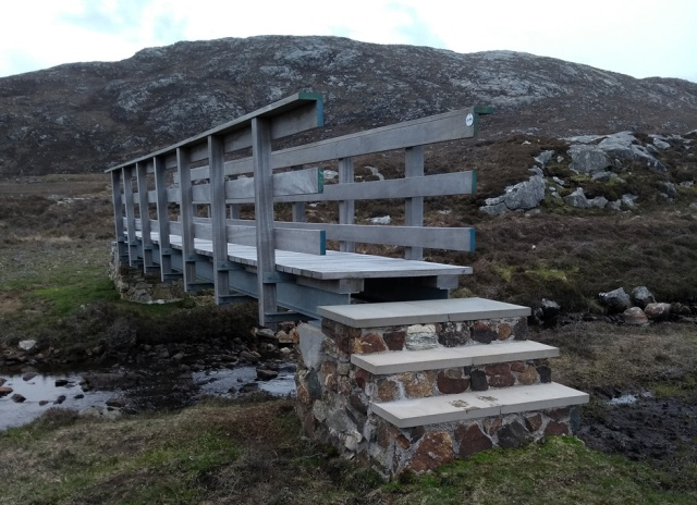 hebridean way footbridge