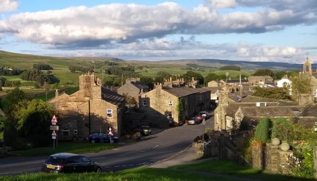 hawes wensleydale yorkshire