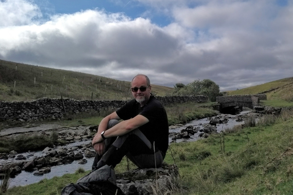 pennine way in yorkshire england hiking national trail