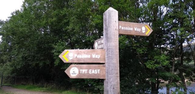 pennine way signs
