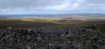 view from little dun fell pennine way