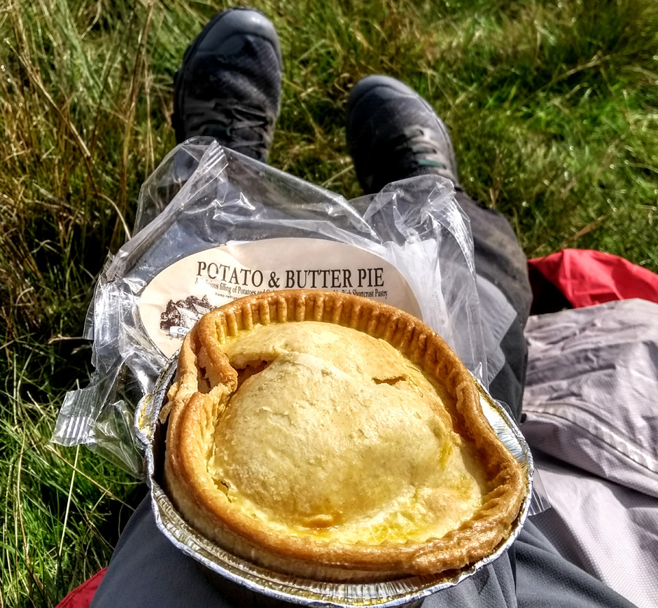 butter pie pennine way