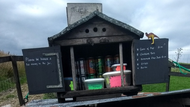 pennine way tuck shop near middleton teesdale