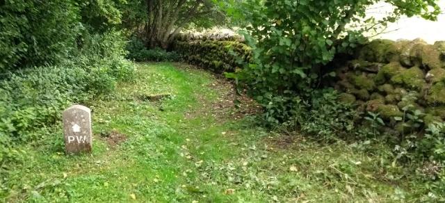 slaggyford-waymarker-pennine-way