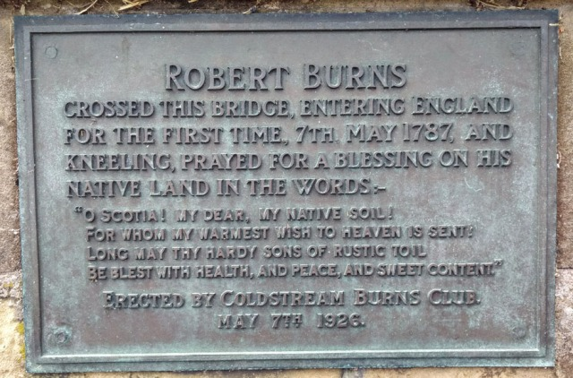 burns-plaque-coldstream-bridge-scotland