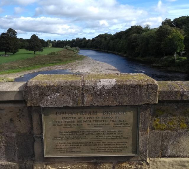 river tweed border england scotland