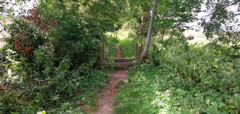 crailing scottish national trail