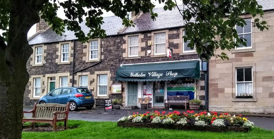shop yetholm scotland