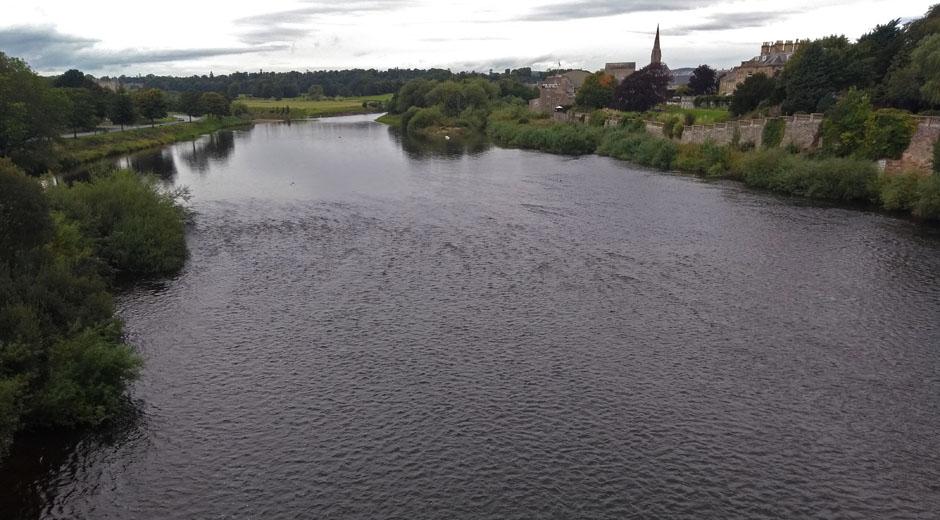 river tweed border scotland england
