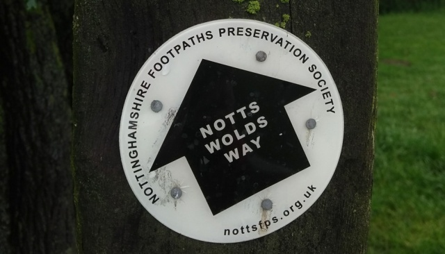 notts wolds way