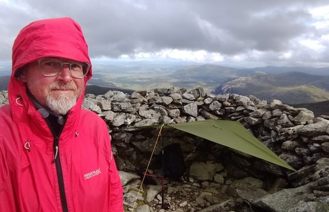 summit wild camp wales