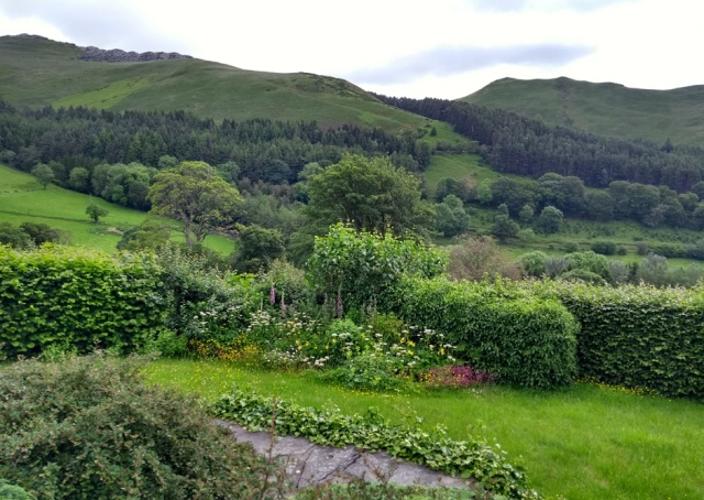 c2c-garden-above-rhewl-wales